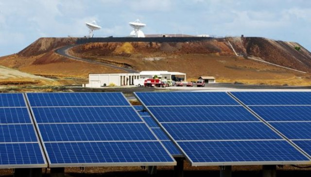 US Army Solar Power