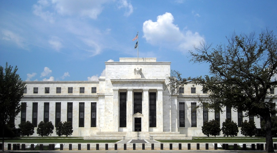 United States Federal Reserve Board Building. Marriner S. Eccles Federal Reserve Board Building. Image courtesy of Wikipedia