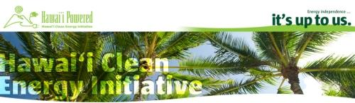 Hawaii Clean Energy Initiative