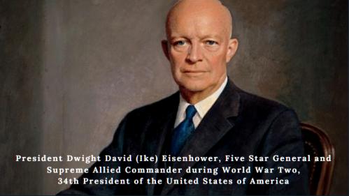 President Dwight D. (Ike) Eisenhower